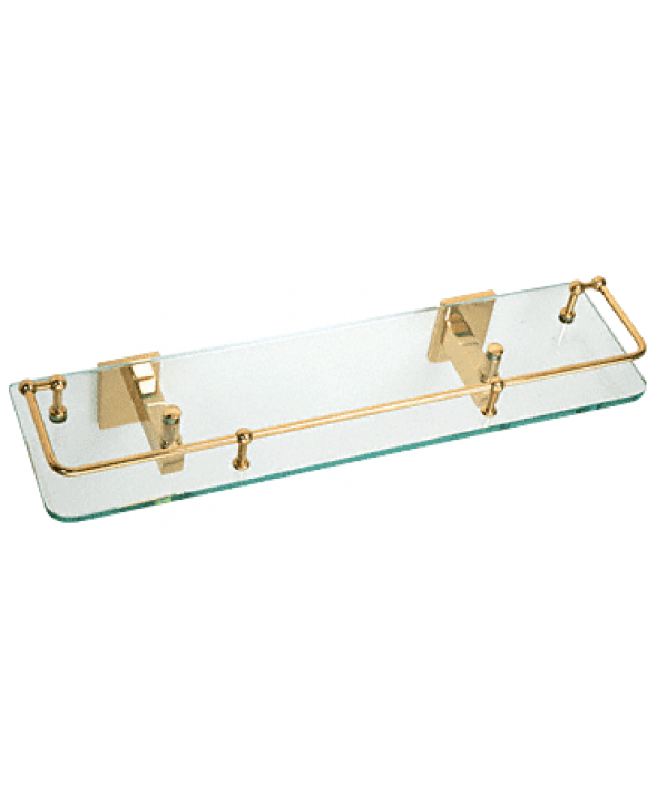 Geneva Series 18 inch Glass Shelf | IGM