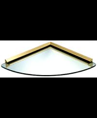 KV Corner 12 inch Glass Shelf Kit
