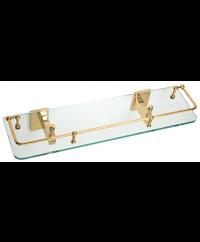 Geneva Series 18 inch Glass Shelf