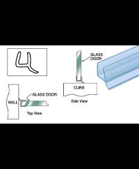 Dual Durometer PVC Seal and Wipe