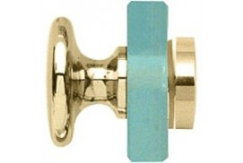 Traditional Style Single-Sided Door Knobs