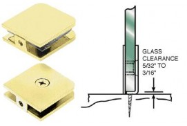Traditional Standard Fixed Panel U-Clamp