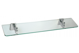 Pinnacle Series 18 inch Glass Shelf