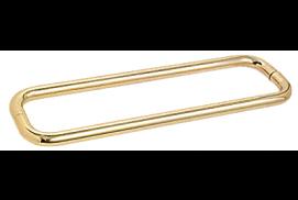 18 inch BM Series Back-to-Back Tubular Handle w/o Washers