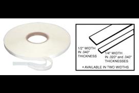 1/4x .020 x216 feet Transparent Acrylic Very Hi-Bond Adhesive Tape